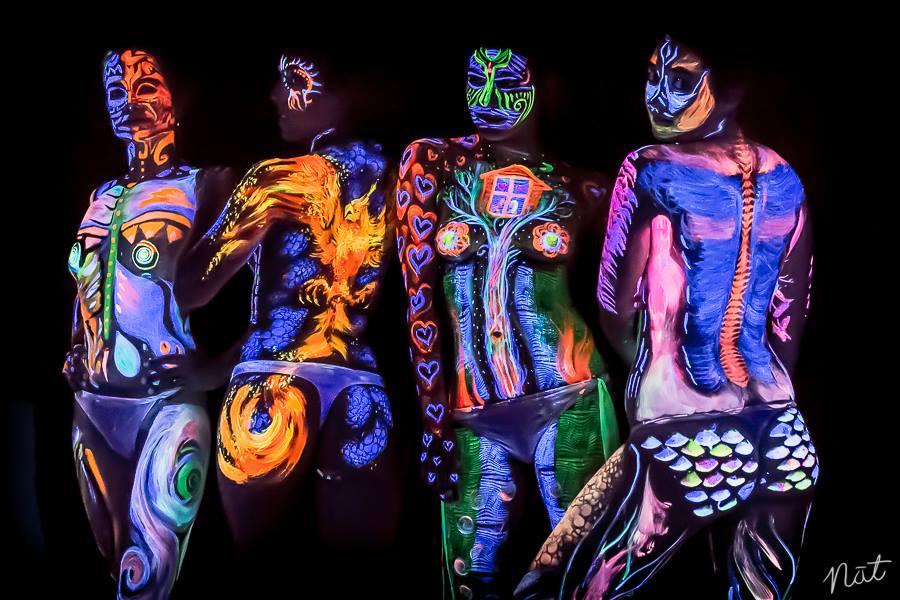 Body Painting Festival World S Best Body Paint Art Festival